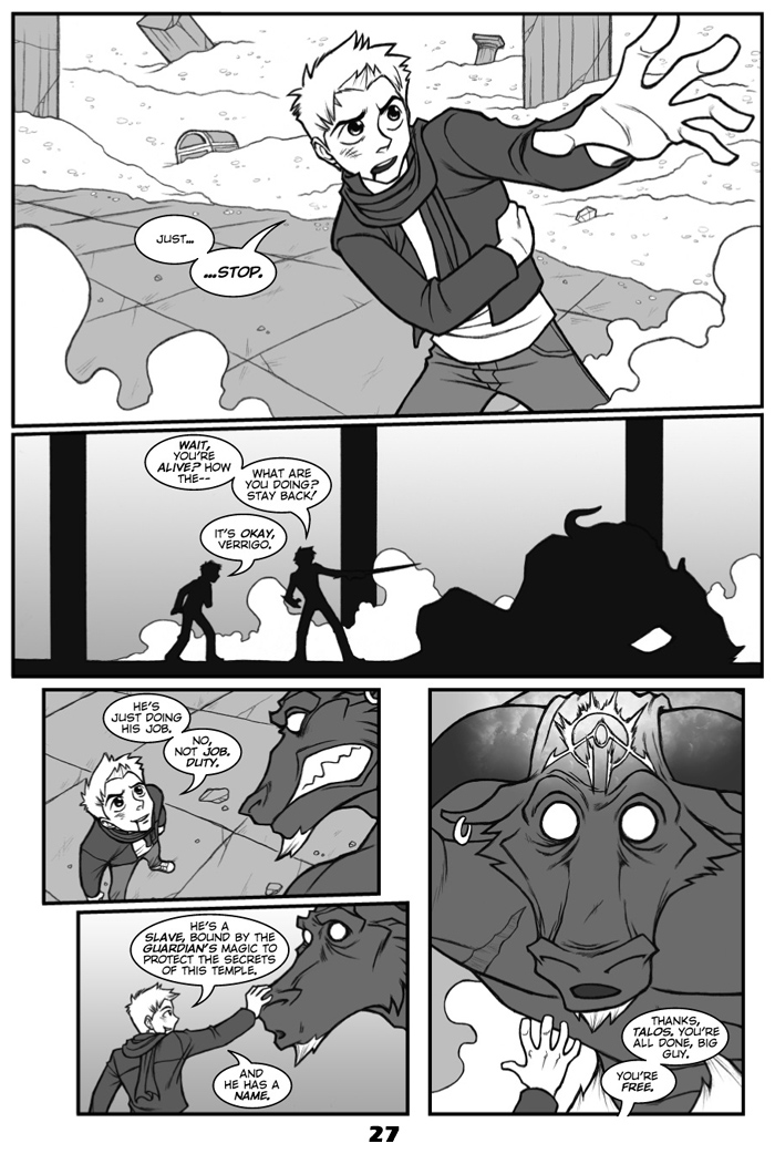 Guardian of the Gates – page 27