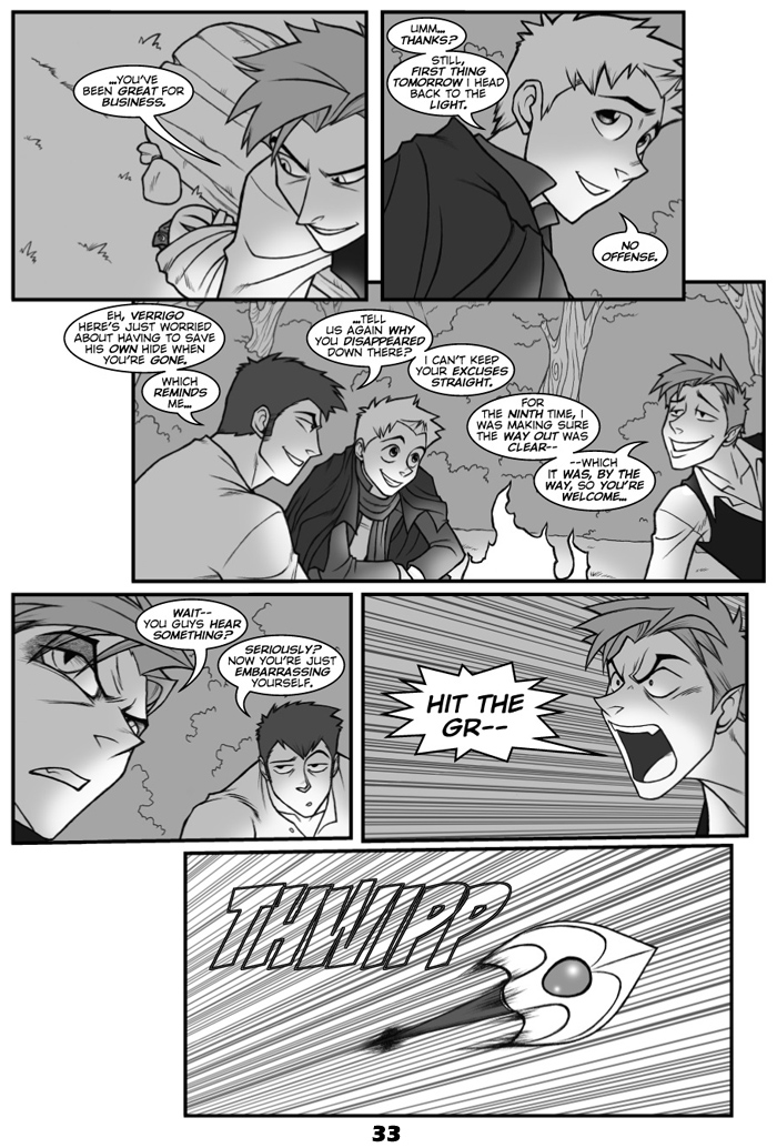 Guardian of the Gates – page 33