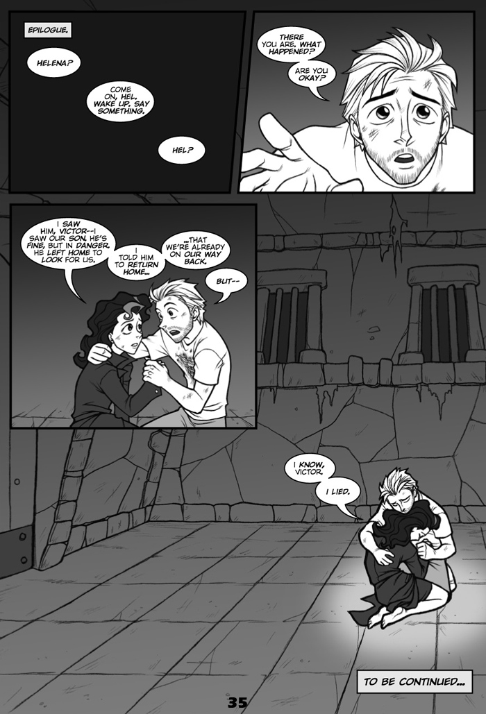 Guardian of the Gates – page 35