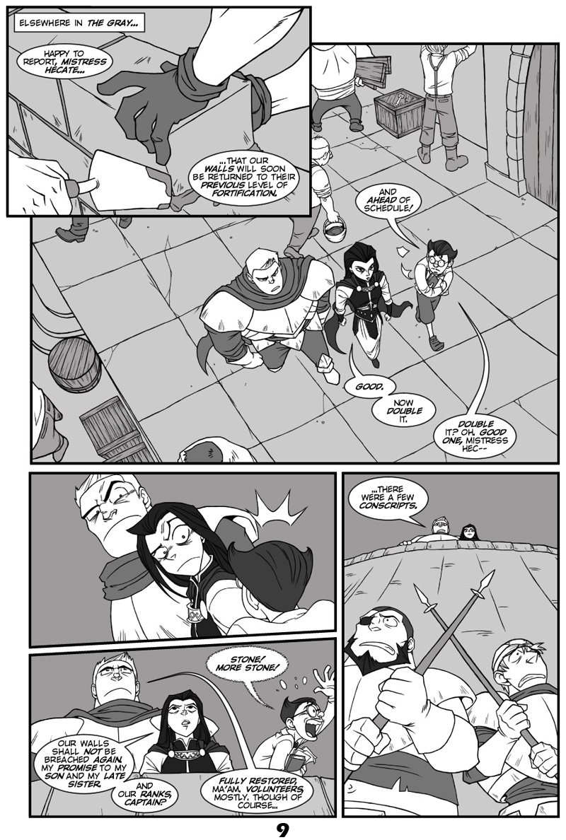 Guardian of the Gates – page 9